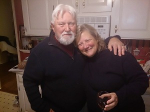 Daddy and Marjory